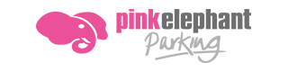 Pink Elephant Parking UK logo