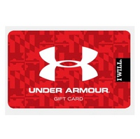 40% Off Select Styles + Earn $10 Armour Card on Orders $50+