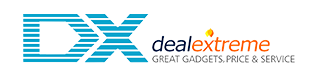 DealExtreme US logo