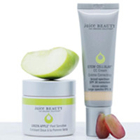 Peel & Protect Duo - Sensitive Green Apple Peel And Cc Cream $60