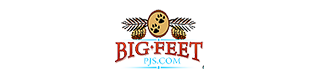 Big Feet Pajama Co logo