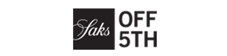 Saks OFF 5th logo CashBack